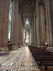 Cathedral of Milan (iKristinw) Tags: travel italy milan day cathedral 7