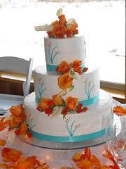 DSCF0038 (cakeladySara1) Tags: wedding cakes is sweet it how saras