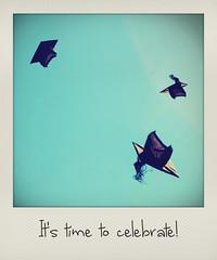 Celebrate (OfficialPolaroid) Tags: polaroid graduation instant congratulations grad congrats congradulations instantapp