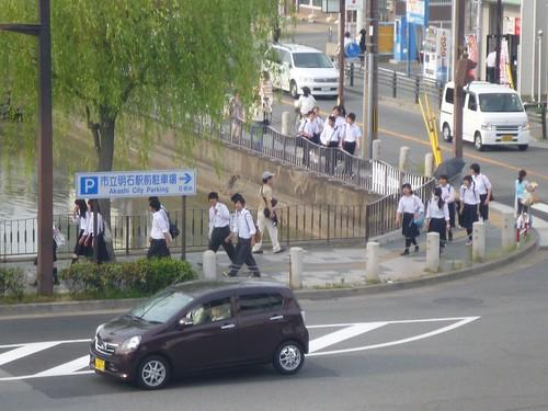 Akashi Station, JR
