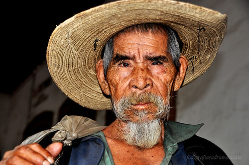 taraumara old man (Mexico)
