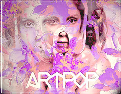ARTPOP (cakelikemarie) Tags: lady photoshop gaga blend tipography
