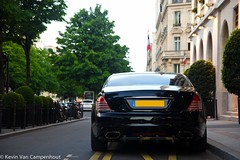 X (Kevin Van Campenhout) Tags: auto paris france car canon photography photo reflex automobile flickr photographie spot explore exotic powerful supercar spotting horsepower maybach spotter hypercar exoticar xenatec maybach57sxenatec