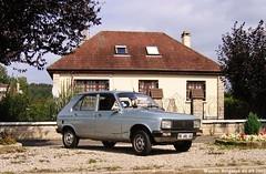 Peugeot 104 1983 (XBXG) Tags: auto old france classic car vintage french automobile voiture frankrijk peugeot 104 ancienne française peugeot104