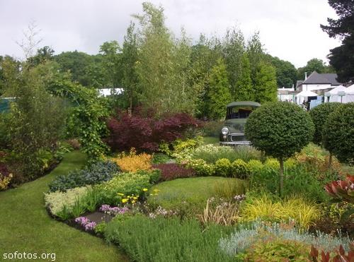 Paisagismo jardinagem fotos