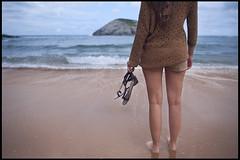 Sea Sensations (VictorDOM) Tags: sea espaa beach mar nikon playa 28 f18 d3 cantabria cobachos