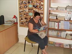 Eu vara CITESC (Mickiewicz1) Tags: biblioteca copii carti