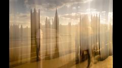 Westminster Bridge ICM time-lapse test. (SrleArt) Tags: england london art westminster timelapse video experimental westminsterbridge intentionalcameramovement nikond7000