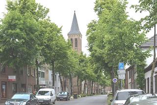 Sonsbeck Hochstraße