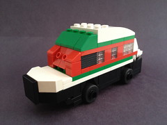 Tonight: (-jamesn-) Tags: car vw boat lego top gear richard pimp camper hammond kombi amphibious my dampervan