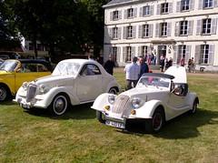 Auchy les Hesdin - Tilbury et Simca 8 Coupé