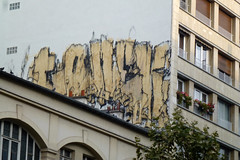 Tomek (lepublicnme) Tags: paris france rooftop graffiti september roller pal extinguisher tomek 2013 palcrew