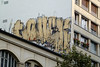 Tomek (lepublicnme) Tags: paris france rooftop graffiti september roller pal extinguisher tomek 2013 palcrew