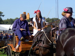 Horse People (Davydutchy) Tags: life 1920s horse tractor festival boer cheval 1930s country steam parade september farmer pferd optocht paard stoom platteland dampf dorpsfeest vapeur bauern nieuwehorne fermier wals 2013 nijhoarne dorsvlegel oudehorne flaeijelfeest flaeijel âldhoarne