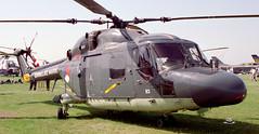 Lynx Dutch Navy Boscombe 92 (joolsgriff) Tags: 1992 westland lynx dutchnavy boscombedown sh14d konmarine ati92