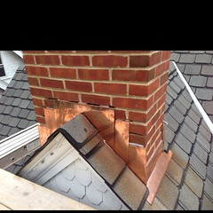 "Copper Chimney Flashings • <a style=""font-size:0.8em;"" href=""http://www.flickr.com/photos/76001284@N06/10167114485/"" target=""_blank"">View on Flickr</a>"