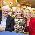 """<b>Callista Gingrich Book Signing_100513_0038</b><br/> Photo by Zachary S. Stottler Luther College '15<a href=""""http://farm6.static.flickr.com/5466/10181089015_51a1e6222f_o.jpg"""" title=""""High res"""">∝</a>"""
