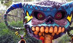 Alebrije (pp azulado) Tags: art mexico arbol df arte artificial dia diademuertos museo popular artes cultura ciudaddemexico artista centrohistorico mexica artesania ambiente mexicanas escultor culturapopular artesano cartoneria atraccionturistica