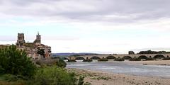 Pont-Saint-Esprit (Gard) (roland dumont-renard) Tags: pierre arches rhône pont église gard fleuve rive ardèche drôme clochers pontsaintesprit