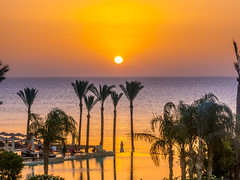 Sunrising in Egypt (Ash2k-Photography) Tags: sun sunrise egypt nil ägypten hurghada 2014 makadi albahralahmar