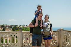 Overlooking the old city (Melissa Maples) Tags: sea water turkey francis nikon asia mediterranean leah trkiye christopher antalya nikkor alani vr afs  18200mm  f3556g kaleii  18200mmf3556g d5100