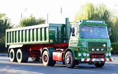 ERF A S B Hardwick Bulk Tipper Rotherham XVO966M Frank Hilton IMG_9201jpg (Frank Hilton.) Tags: erf foden atkinson ford albion leyland bedford classic truck lorry bus car