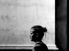 P3220890 urban portrait  ! (gpaolini50) Tags: emotive esplora explore explored emozioni explora portrait photoaday photography photographis photographic photo phothograpia profili cityscape bw biancoenero bianconero blackandwhite