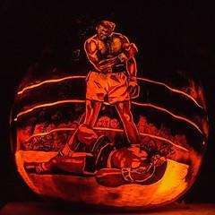Now thats a pumpkin! #Ali #WeBuildLouisville LouisvilleBuilder.com #Louisville RepostBy @courierjournal: A little love for the late Muhammad Ali at the Jack O Lantern Spectacular. : Brian Bohannon #502pumpkins #pumpkin #pumpkincarving #hallowee (Meridian Construction LLC) Tags: howwelou ali halloween yestravelky 502pumpkins louisville sharelouisville explorekentucky igerslouisville boxing louisvillelove webuildlouisville do502 pumpkin muhammadali yeslouisville thegreatestofalltime kentucky pumpkins mylouisville everythinglouisville sharekentucky boxer pumpkincarving ky explorelouisville goat ilovekentucky