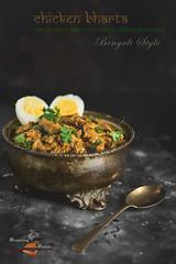 Chicken Bharta (Rimli D) Tags: foodphotography foodstyling foodblog foodpicture foodblogger foodporn festivalfood indianfood indianstaples indianspices nikon nikkor iamnikon