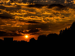 Coucher de soleil (TheSkYpY) Tags: couch soleil