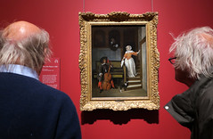 Royal Collection (YIP2) Tags: oldmaster paintings museum mauritshuis thehague royalcollection queenelizabeth dutch artists goldenage hollandersinhuis watchers people art