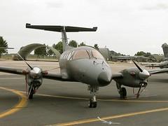 Embraer Emb 121AA Xingu n 121054 ~ YX / 054 - Arme de l'air (Aero.passion DBC-1) Tags: meeting reims david biscove dbc1 aeropassion airshow aviation avion plane aircraft embraer emb121 xingu yx arme de lair