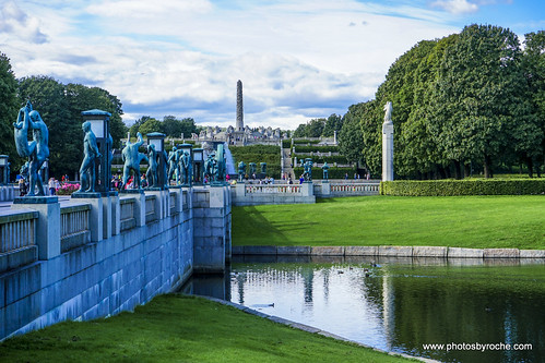 Thumbnail from Vigeland Sculpture Park