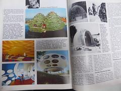 futuro IKA, nice interior and exterior colour pictures (futurohouses) Tags: futuro mattisuuronen finland house
