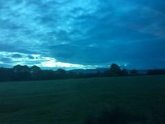 Train trip Dublin to Killarney