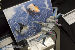 6th_doro_off_1-62 () Tags: dorooffexhibition 6dorooff        toy hobby model figure plasticmodel   dorooff xwing starwars