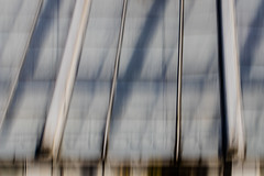 The Glass House (Stuie W) Tags: icm intentionalcameramovement greenhouse glass reflections abstract canon eos