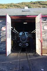 IMG_5588 (Chappers13) Tags: ffestiniograilway vintage victorian narrow gauge steam locomotive engine merddinemrys doublefairlie