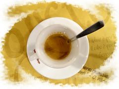 caff appena girato (mareblu2013) Tags: caf tazza tazzina