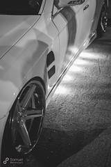 (Xeyph) Tags: car auto tuner going gold 3 wheel wheels porsche meet tires