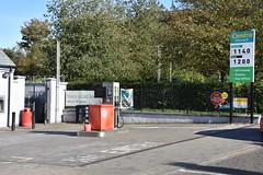 Centra, Dervock County Antrim Northern Ireland. (EYBusman) Tags: centra petrol stores gas gasoline filling service station garage derrick county amtrim northern ireland texaco eybusman