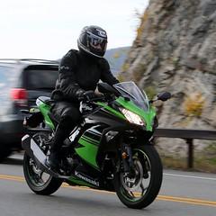 Kawasaki Ninja 1610164684w (gparet) Tags: bearmountain bridge road scenic overlook motorcycle motorcycles goattrail goatpath windingroad curves twisties