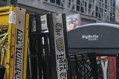 Ono (NJphotograffer) Tags: graffiti graff new york ny city sticker ono