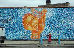 Welling Court Mural Project - Astoria, Queens, NYC (SomePhotosTakenByMe) Tags: usa urlaub vacation holiday nyc newyork newyorkcity america amerika queens astoria mural wandbild kunst art graffiti wellingcourt wellingcourtmuralproject muralproject outdoor wall mauer lead katieyamasaki yamasaki calebneelon neelon watercrisis