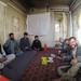 Chá com a polícia no caminho para Sarhad