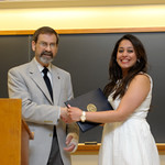 Associate Professor Robert Wickesberg, Ashana Badlani: Distinction in Psychology