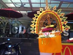 McDonald's Shrine (lrudzis) Tags: bali indonesia ubud kuta southeastasia travel explore international escape destination mystery island