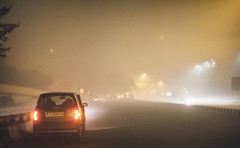 Happy Diwali. Or is it? (The Canon Fanboy) Tags: pollution airpollution delhi diwali happydiwali festivals smog asthama shocking city architecture fog hazy