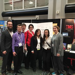 TMS Membership Lounge (The Minerals Metals & Materials Society) Tags: tms themineralsmetalsmaterialssociety mst16 materials science technology 2016