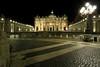 san Pietro (bob_52) Tags: roma notturni san pietro colonnato basilica piazzale